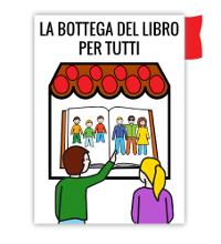 logo Bottega del libro Ferrara